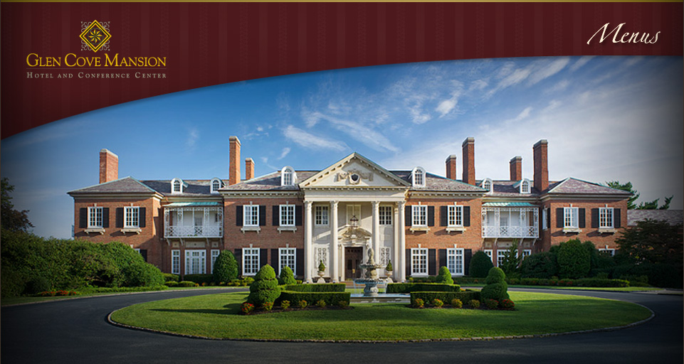 Glen Cove Mansion New York Ny Area Catering Companies Event Meetings Weddings Caterers Menus